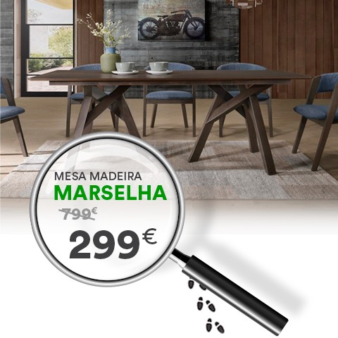Mesa Marselha