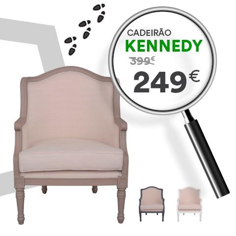 Cadeirão Kennedy