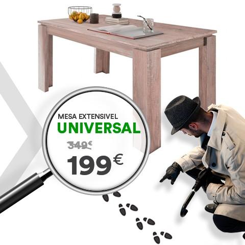 Mesa Extensível Universal
