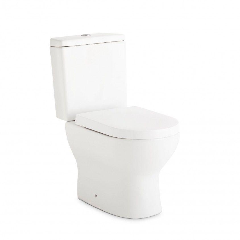 Sanita Compacta Parma com Tanque e Tampo Soft Close