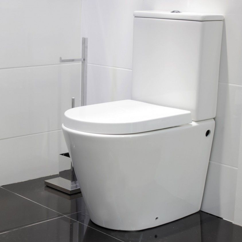Sanita Compacta Trend com Tanque e Tampo Soft Close
