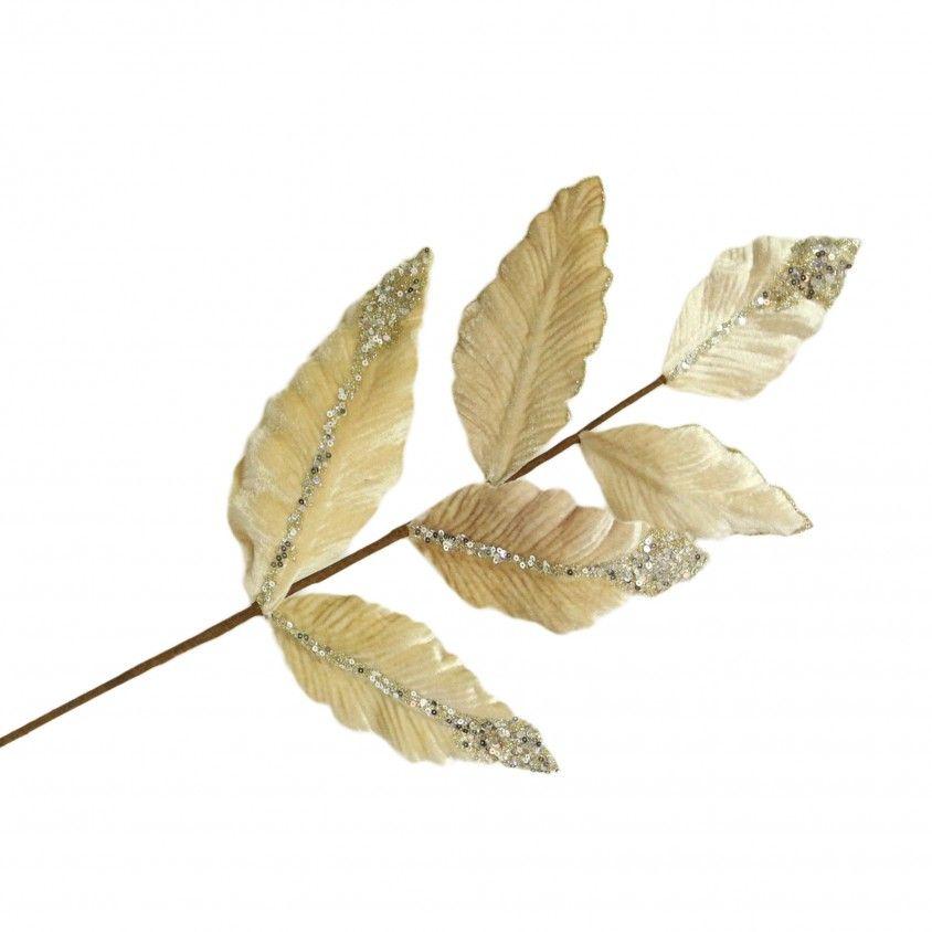 Flor Artificial Haste Folhagem