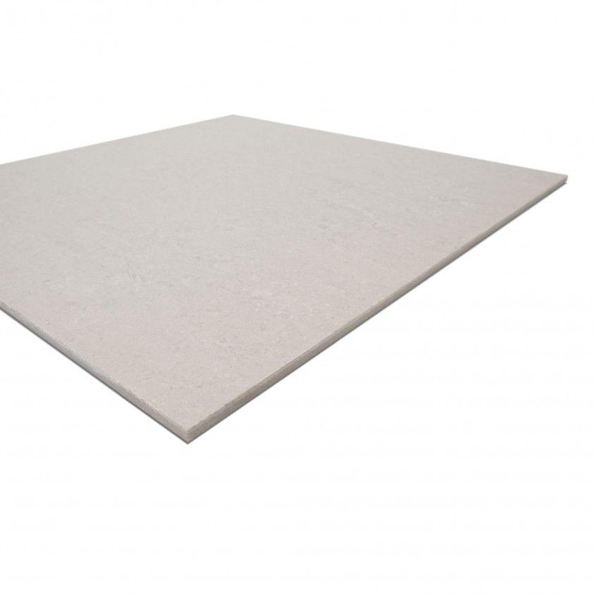 Porcelânico Polido Streightex Creme Marfil 60x60