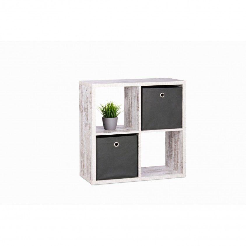 Estante Maxi 4 Cubos