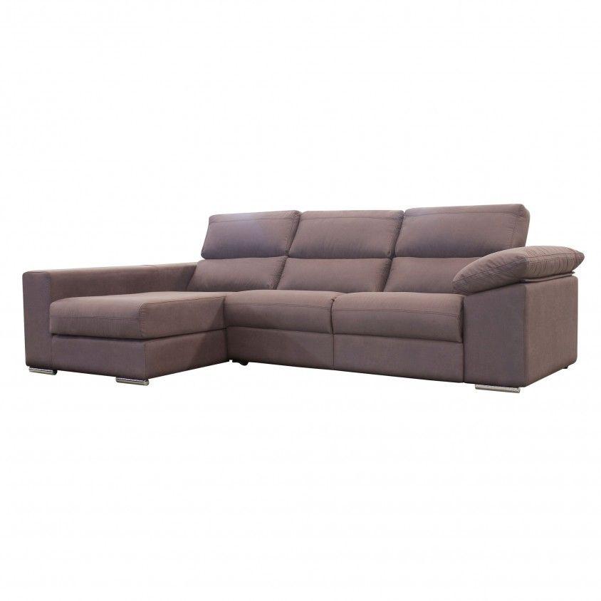 Chaise Longue com Relax Kabir Esquerda