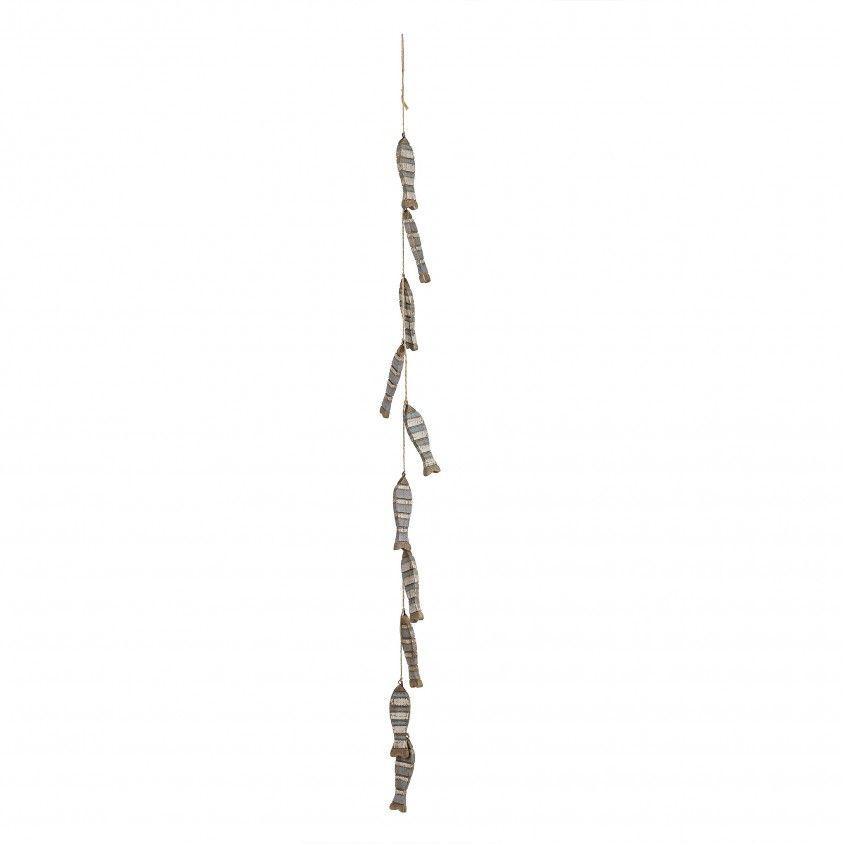 Grinalda Peixes 116cm