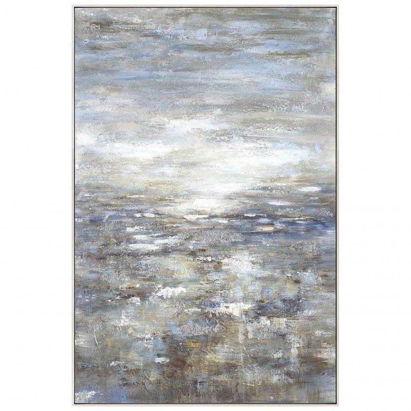 Quadro Abstrato Vidro V