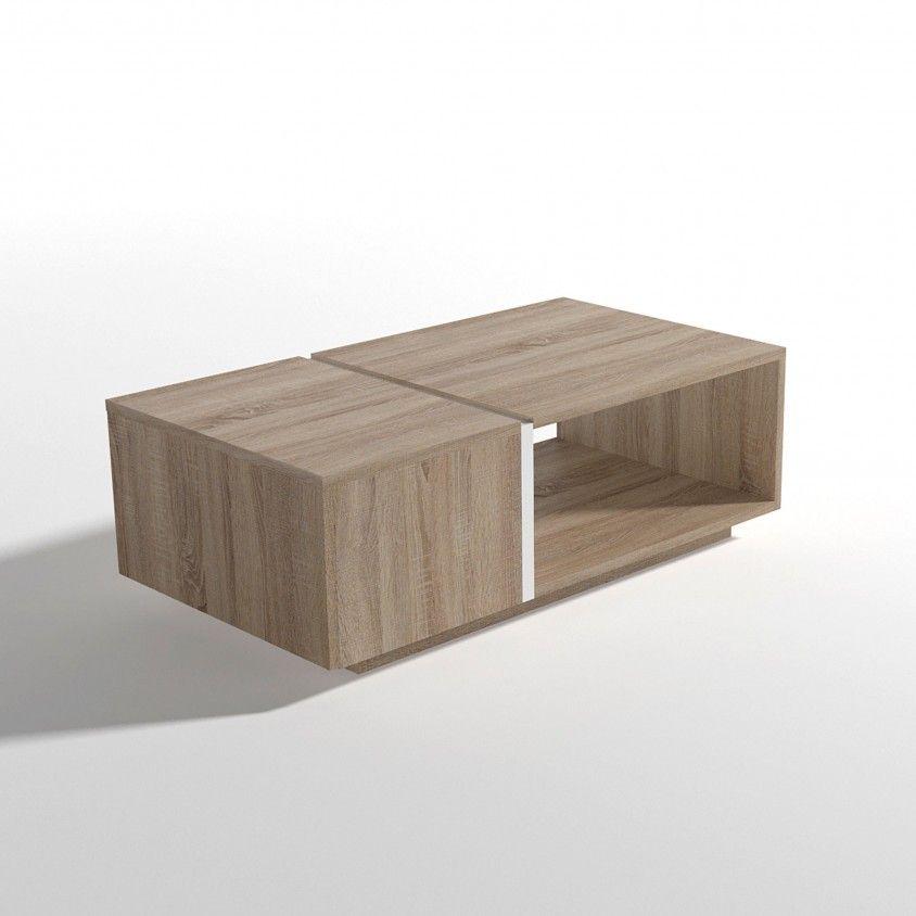 Mesa de Centro Square