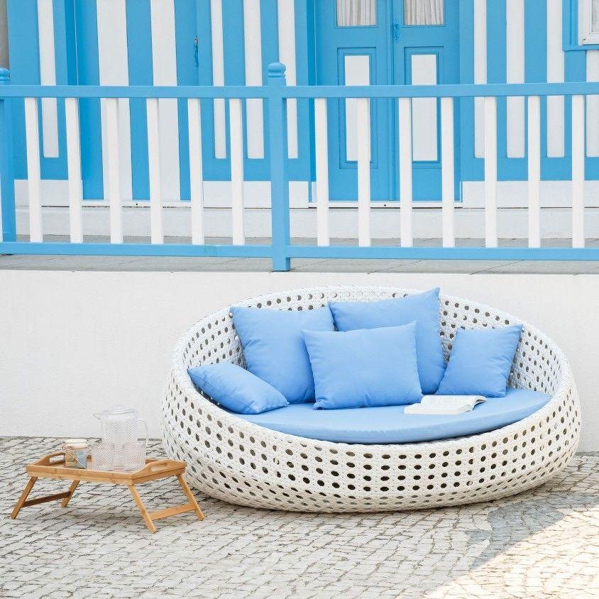 Sofá de Jardim 1 Lugar Ibiza