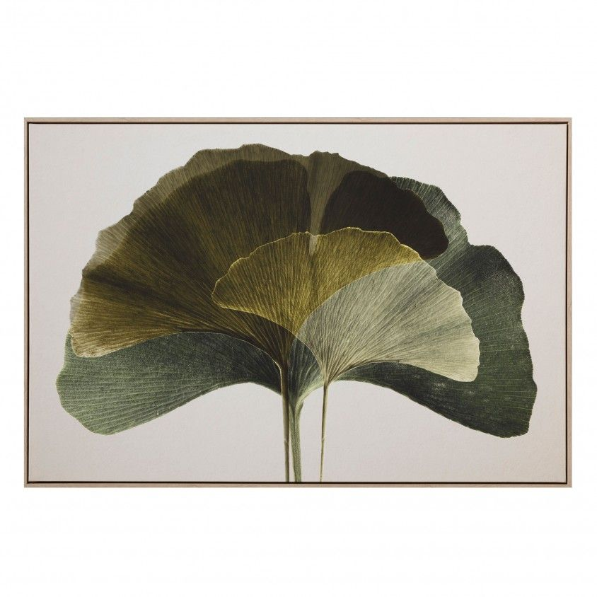 Quadro Impressão Flor