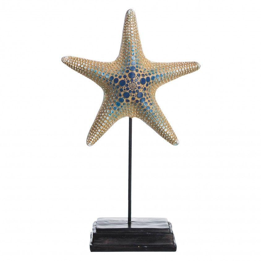 Figura Estrela Poliresina