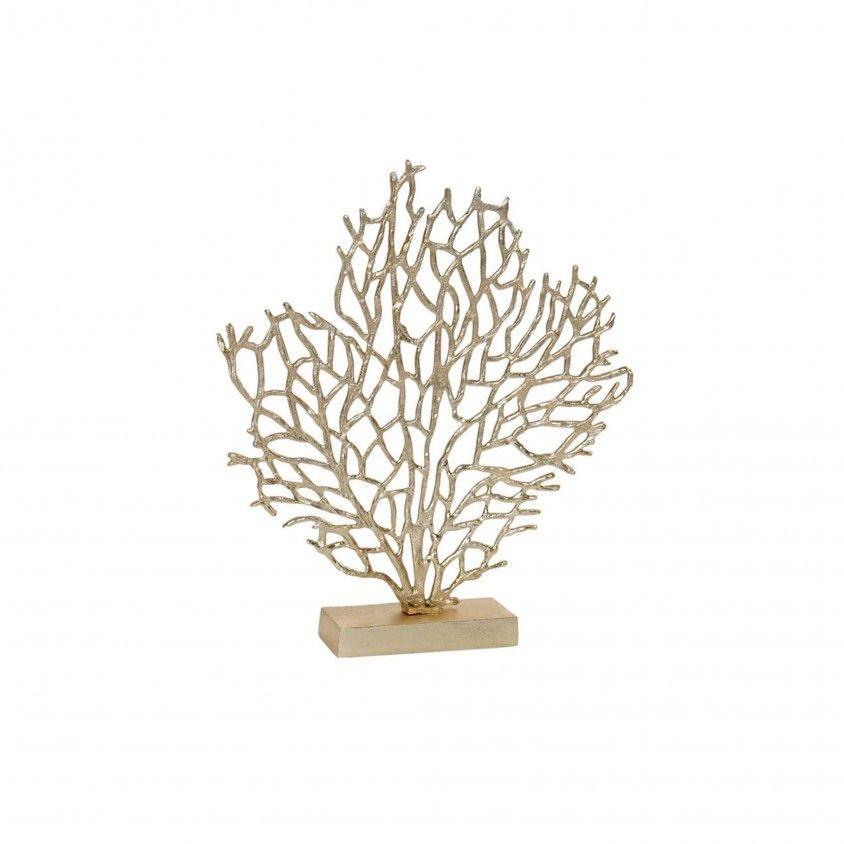Figura Decorativa Coral