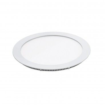 Downlight LED de Encastrar Redondo 12W 4200K