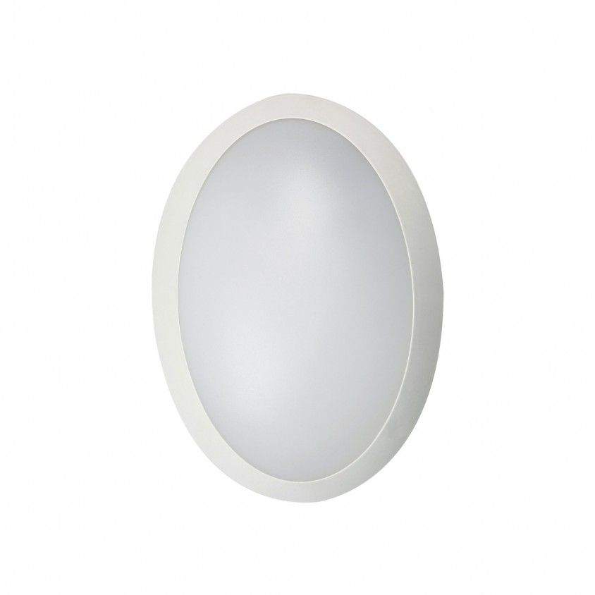 Olho de Boi LED Oval 8W 4200K