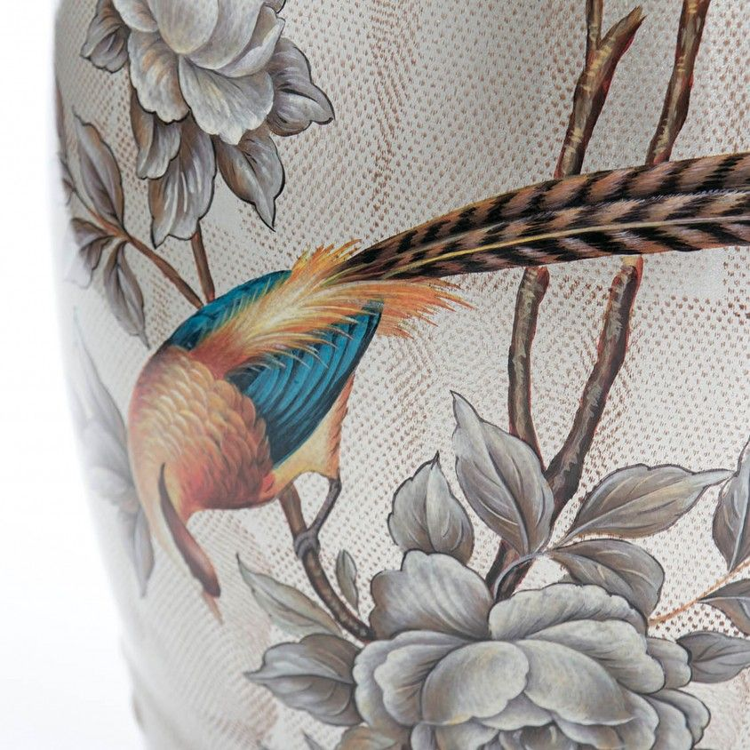 Tamborete/Mesa Auxiliar Bird