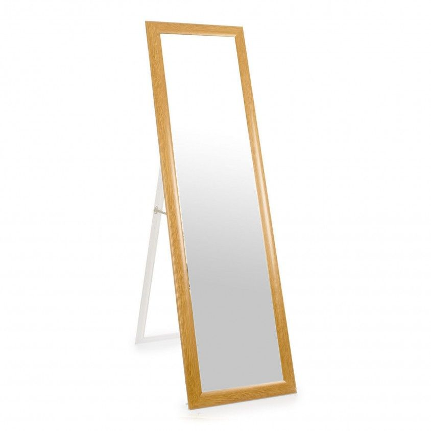 Espelho com Pé Arte