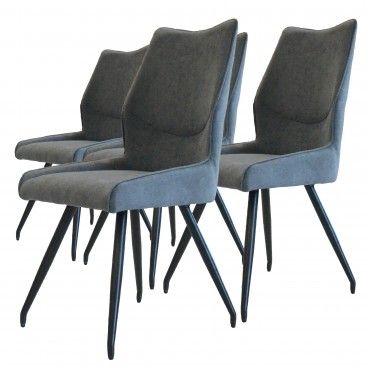 Conjunto 4 Cadeiras Pescara