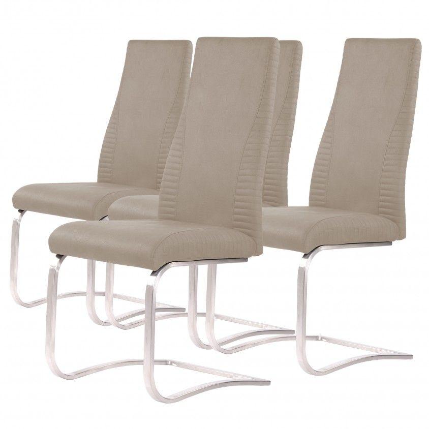 Conjunto 4 Cadeiras Rimini