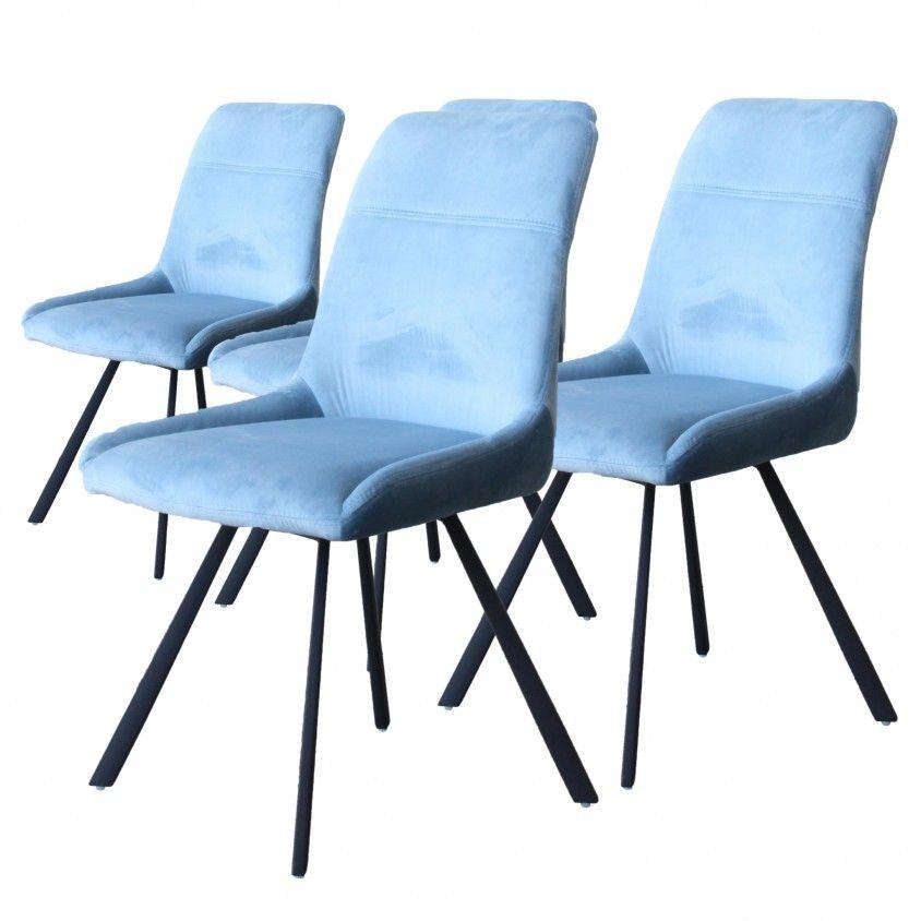 Conjunto 4 Cadeiras Arezzo