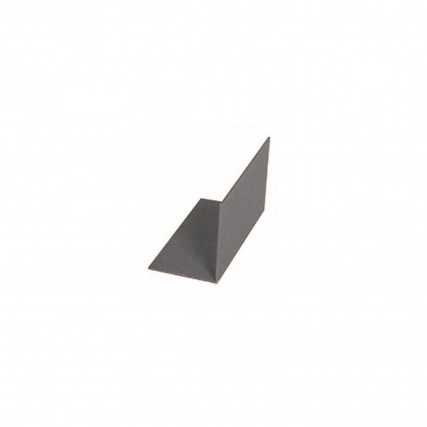 Cantoneira L para Deck Compósito 220x4x4xm