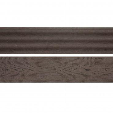 Deck Compósito Reversivel 220x15x2.4cm