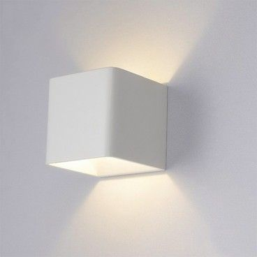 Aplique Led Cubo Maxled 13410 6W 4200K