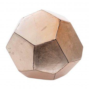Bola Cerâmica Lacada Losango