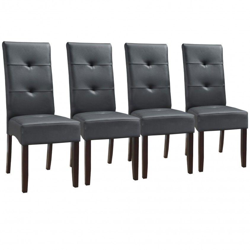 Conjunto 4 Cadeiras Vicenza