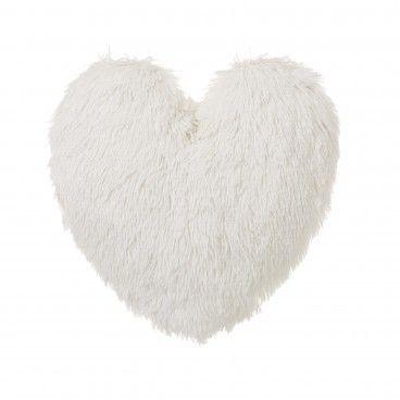 Almofada Woolly Coração