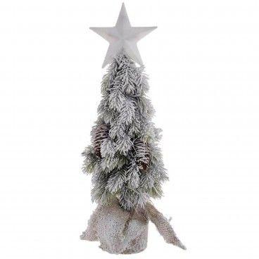 Árvore de Natal Estrela com LEDs