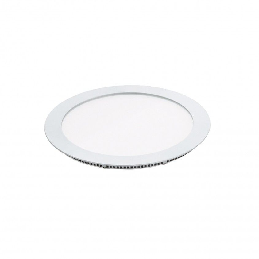 Downlight LED de Encastrar Redondo 18W 6000K