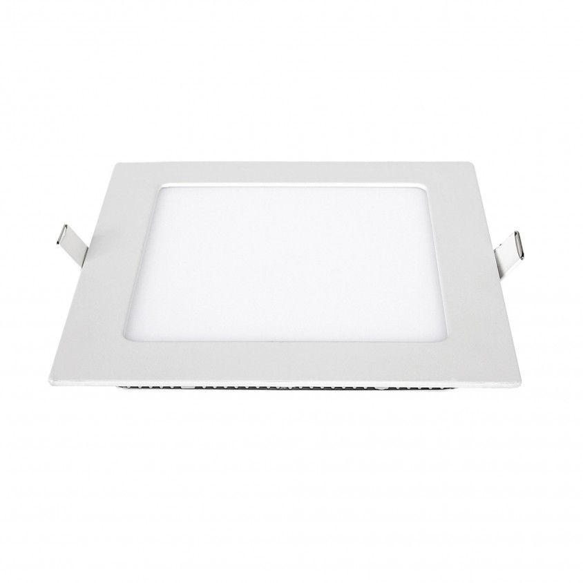 Downlight LED de Encastrar Quadrado 18W 6000K