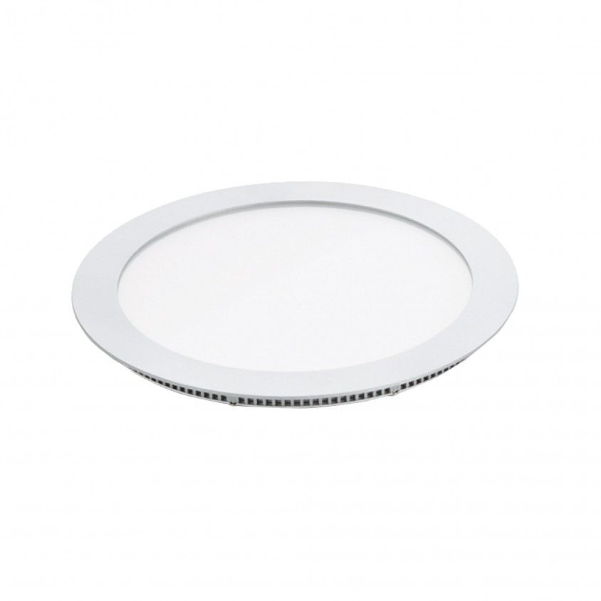 Downlight LED de Encastrar Redondo 6W 6000K