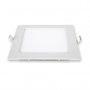 Downlight LED de Encastrar Quadrado 18W 4200K