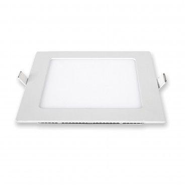 Downlight LED de Encastrar Quadrado 18W 4200K