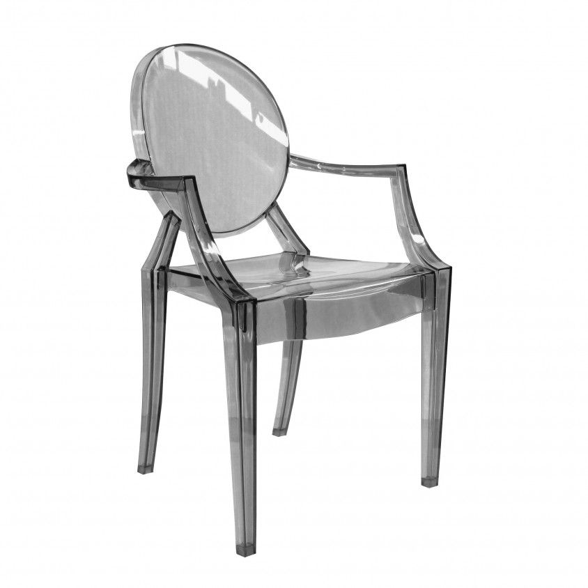 Cadeira Gerry Transparente