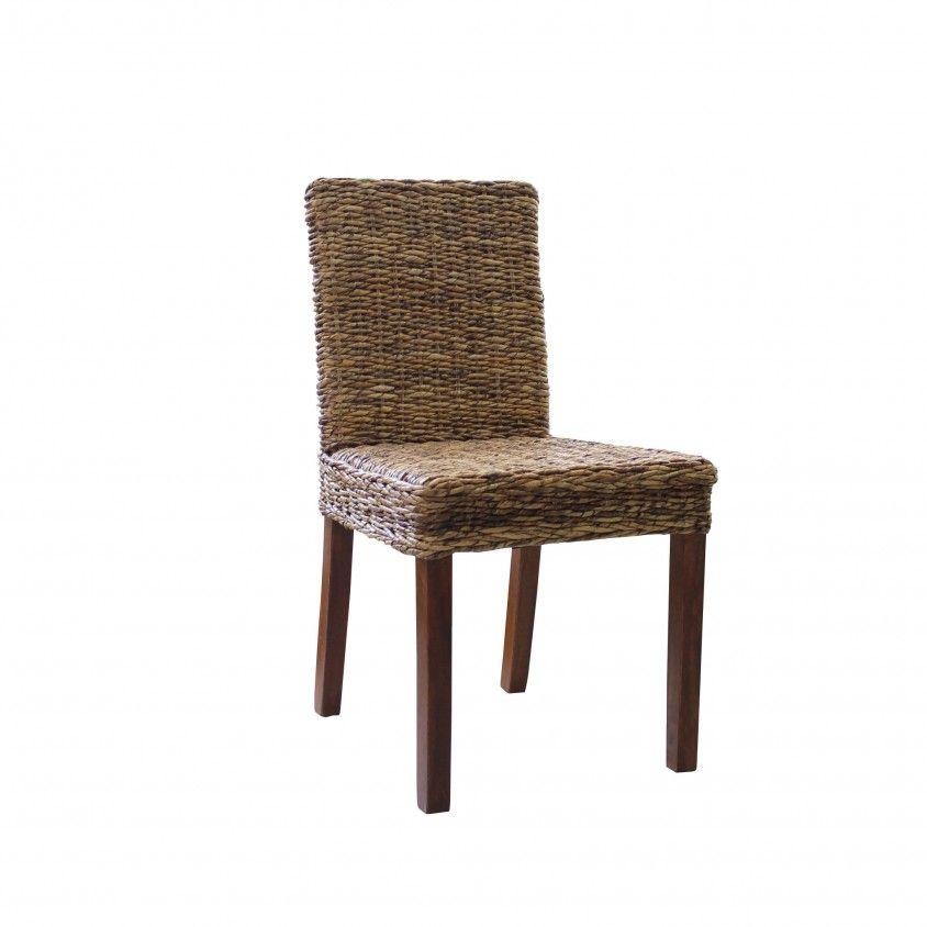 Cadeira Sumatra Castanho