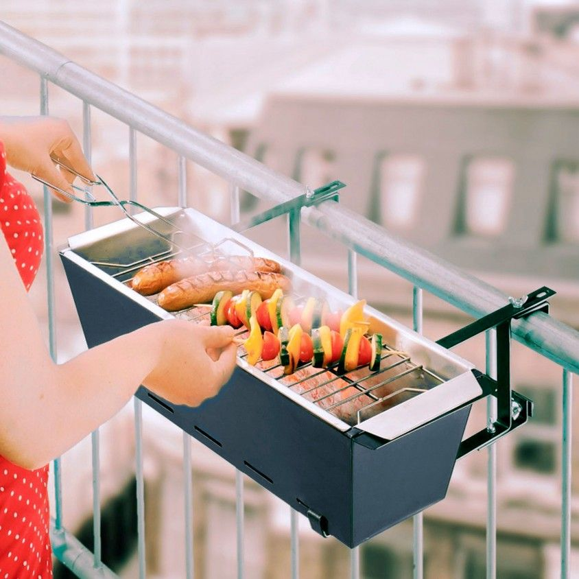Barbecue Balcony