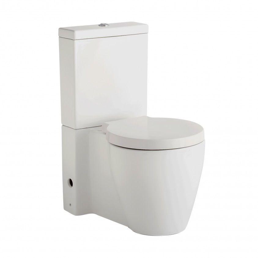 Sanita Compacta Bari com Tanque e Tampo
