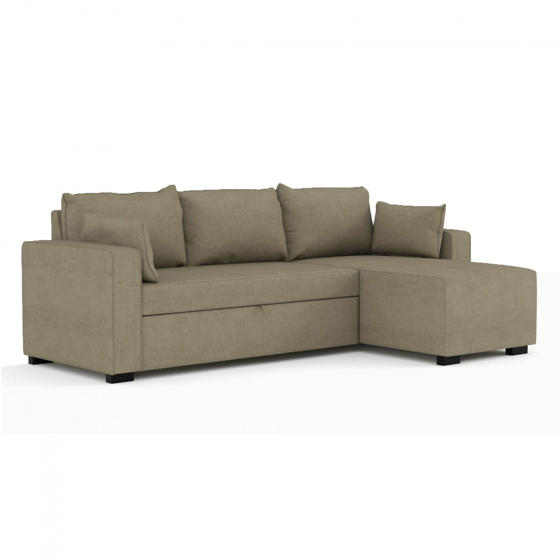 Sofá chaise Longue com Cama Newport | Moviflor