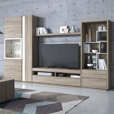 Móvel TV Square