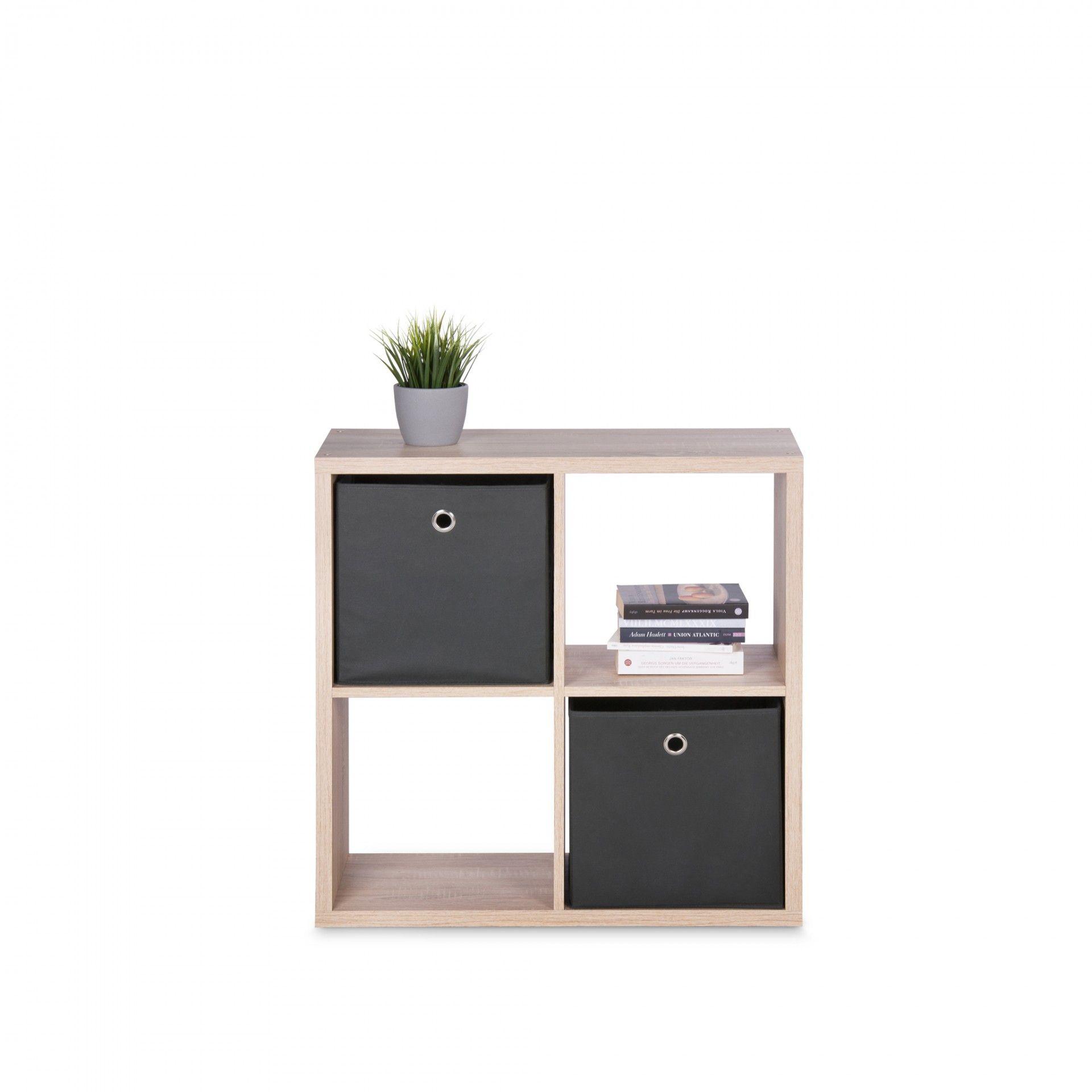 Estante Maxi 4 Cubos | Moviflor
