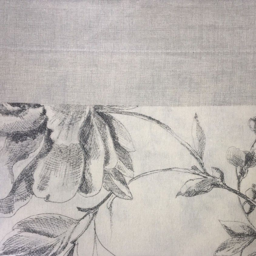 Jogo de Cama Flanela Flower