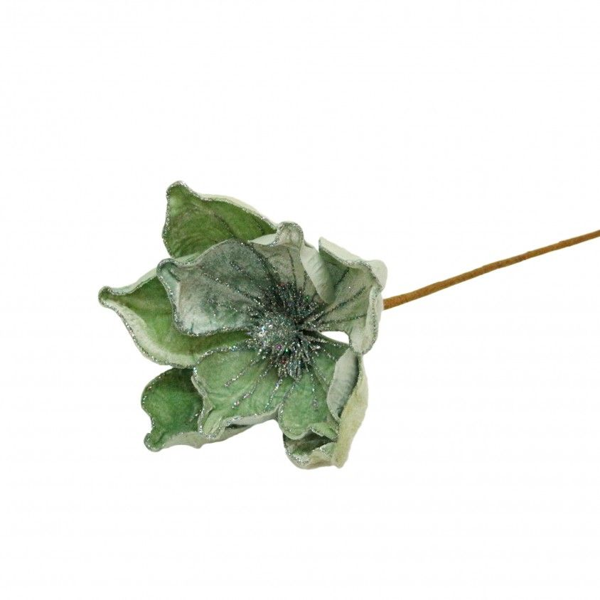 Flor Artificial Magnólia