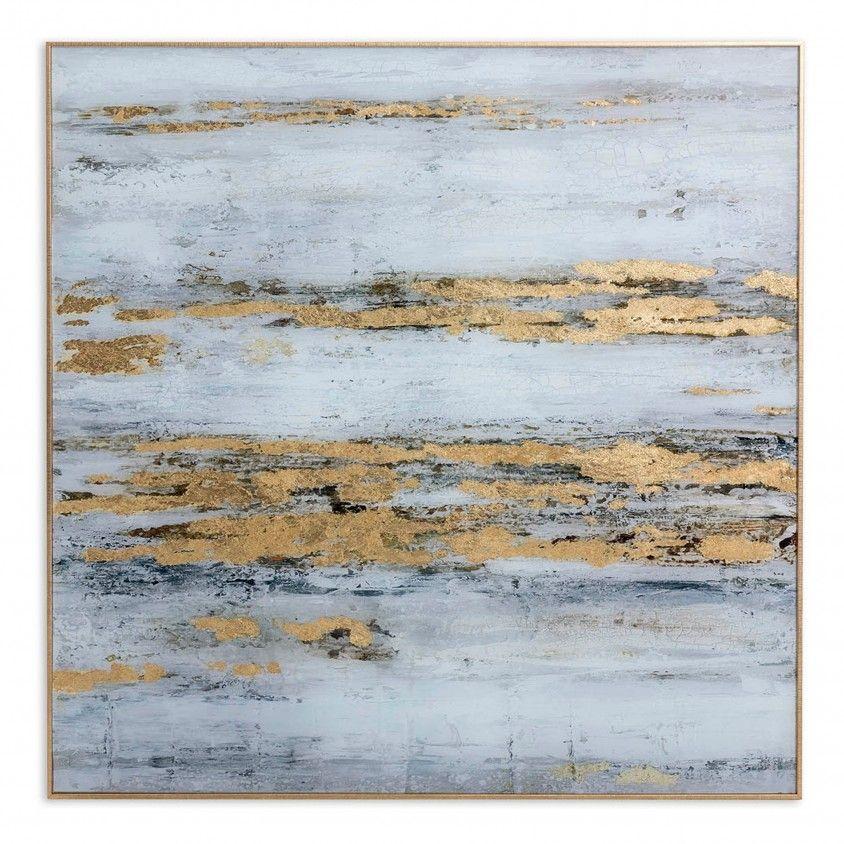 Quadro Abstrato Vidro I