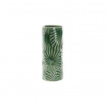 Jarra Cerâmica Leaf