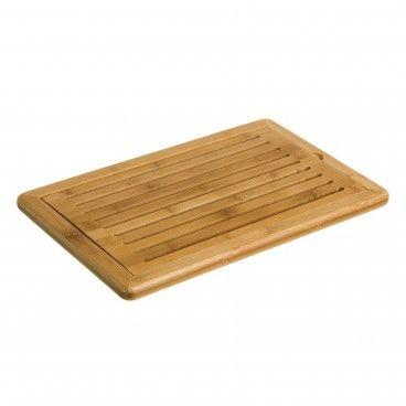 Tábua de Cortar Pão Bambu