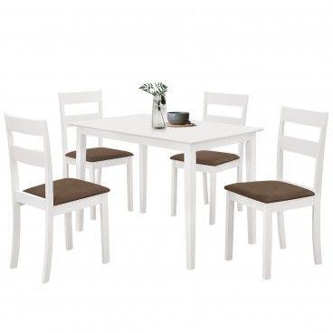 Mesa Dallas com 4 Cadeiras
