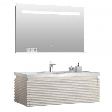 Conjunto Móvel WC com Espelho Mackay
