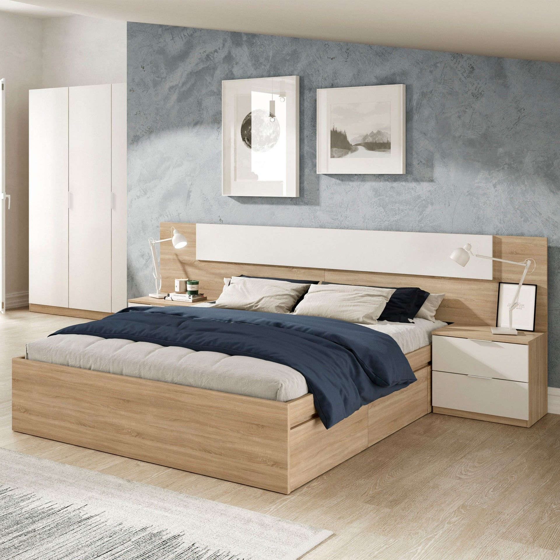 Cama Kendra | Moviflor